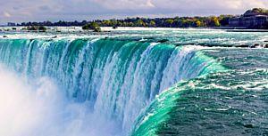 Описание Ниагарского водопада на английском текст + аудио