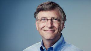 Биография Bill Gates текст + аудио