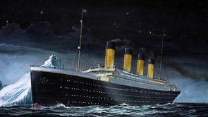 Сочинение на тему : «Титаник» на английском с переводом